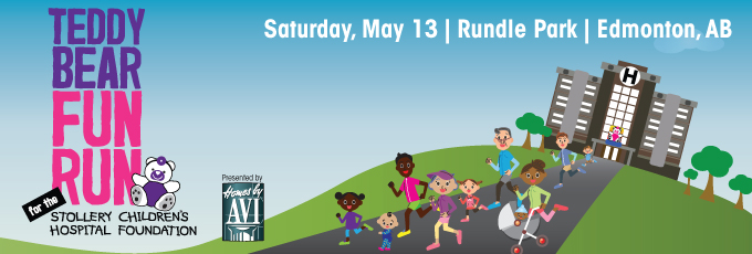 Teddy Bear Fun Run - May 13, 2017